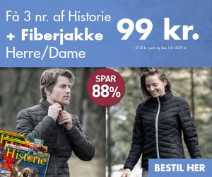 HISTORIE + N´arctic fiberjakke herre