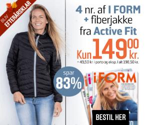 I FORM + ActiveFit Fiberjacket