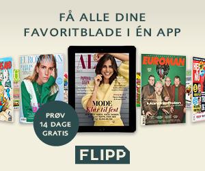 Flipp - få alle dine favoritblade: prøv gratis i 14 dage