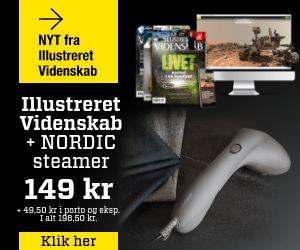 Illustreret Videnskab + Nordic Steamer