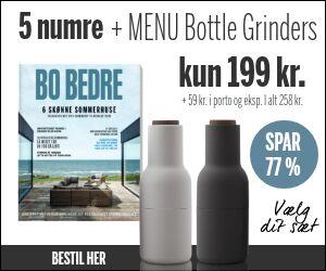 BO BEDRE + Menu Bottle Grinder