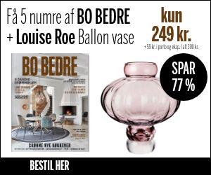 BO BEDRE + Louise Roe Balloon vase