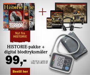 HISTORIE + Digital blodtryksmåler